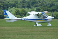 G-TORN @ EGTB - Visitor to 2009 AeroExpo at Wycombe Air Park
