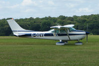 G-DOVE @ EGTB - Visitor to 2009 AeroExpo at Wycombe Air Park