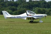 G-GRMN @ EGTB - Visitor to 2009 AeroExpo at Wycombe Air Park