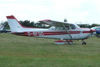G-BFGD @ EGTB - Visitor to 2009 AeroExpo at Wycombe Air Park