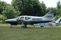 N6088Z @ EGTB - Visitor to 2009 AeroExpo at Wycombe Air Park