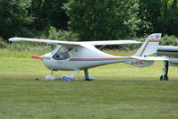 G-IDSL @ EGTB - Visitor to 2009 AeroExpo at Wycombe Air Park