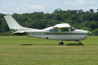 N30593 @ EGTB - Visitor to 2009 AeroExpo at Wycombe Air Park - by Terry Fletcher