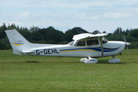 G-GEHL @ EGTB - Visitor to 2009 AeroExpo at Wycombe Air Park