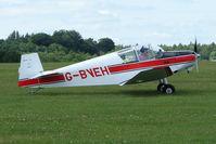 G-BVEH @ EGTB - Visitor to 2009 AeroExpo at Wycombe Air Park