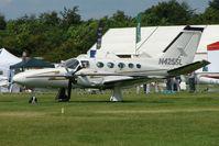 N425SL @ EGTB - Visitor to 2009 AeroExpo at Wycombe Air Park