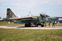 246 @ LBPG - BIAF 09 Bulgaria Plovdiv (Krumovo) LBPG Graf Ignatievo Military Air Base - by Attila Groszvald-Groszi