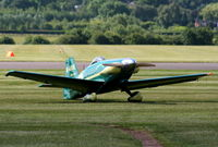 G-ARUL @ EGWC - Displaying at the Cosford Air Show - by Chris Hall