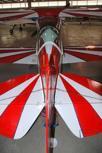 N457CF @ KAFF - 4th Annual Ben Lowell Aerial Confrontation - by Bluedharma