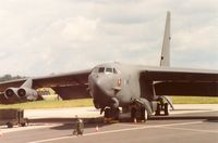 58-0229 @ EGVA - Another view of the 97th Bomb Wing Stratofortress at the 1991 Intnl Air Tattoo at RAF Fairford. - by Peter Nicholson