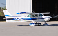 N10888 @ KJSO - Cessna 150 on the ramp at KJSO. - by TorchBCT