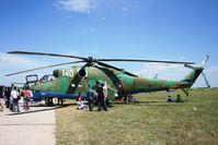 140 @ LBPG - BIAF 09 Bulgaria Plovdiv (Krumovo) LBPG Graf Ignatievo Military Air Base - by Attila Groszvald-Groszi