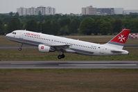 9H-AEN @ TXL - Airbus A320-214