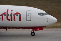 D-ABAB @ TXL - Boeing 737-76Q