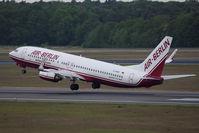 D-ABAP @ TXL - Boeing 737-86J