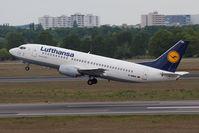 D-ABEK @ TXL - Boeing 737-330