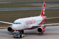 D-ABGR @ TXL - Airbus A319-112