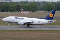 D-ABJI @ TXL - Boeing 737-530