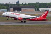 D-ALTB @ TXL - Airbus A320-214