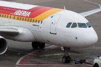 EC-JAZ @ TXL - Airbus A319-111