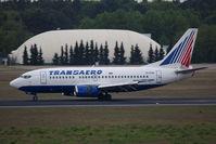 EI-DTW @ TXL - Transaero Airlines Boeing 737-5Y0