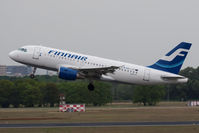 OH-LVC @ TXL - Airbus A319-112
