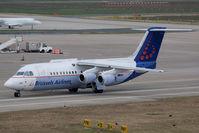 OO-DWA @ TXL - Avro RJ100