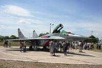 37 @ LBPG - BIAF 09 Bulgaria Plovdiv (Krumovo) LBPG Graf Ignatievo Military Air Base - by Attila Groszvald-Groszi