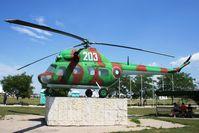 203 @ LBPG - BIAF 09 Bulgaria Plovdiv (Krumovo) LBPG Graf Ignatievo Military Air Base - by Attila Groszvald-Groszi