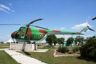 44 @ LBPG - BIAF 09 Bulgaria Plovdiv (Krumovo) LBPG Graf Ignatievo Military Air Base - by Attila Groszvald-Groszi