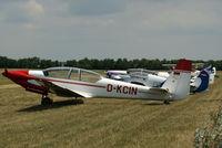 D-KCIN @ LOAS - Private Fournier RF-5 - by Joker767