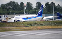 N787EX @ PAE - ANA first 787 - by elguyo18