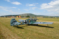 D-MDIY @ LOAS - UL Replik of the famous Messerschmitt 109 at 80 Jahre Spitzerberg - by P. Radosta - www.austrianwings.info