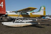 C-FTWN @ CYHY - Cessna 180