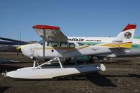C-FNMN @ CYHY - Bathurst Air Cessna 206