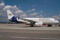 SU-TCA @ MXP - Almasria Universial Airlines Airbus 320
