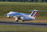 EI-RJH @ EGBB - Air France operated by Citijet - by Chris Hall
