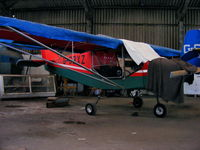 G-CBXZ photo, click to enlarge