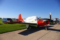 161046 @ DVN - Quad Cities Air Show - by Glenn E. Chatfield