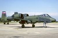80-0195 @ EGVJ - 510th TFS 81st TFW A-10A