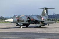 MM6740 @ LFQI - F-104S at Cambrai