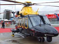ZR326 @ LFPB - AgustaWestland AW139 of FB HeliServices for RAF / DHFS at the Aerosalon Paris/Le-Bourget 2009 - by Ingo Warnecke