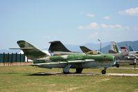 30 @ LBPG - Bulgarian Museum of Aviation, Plovdiv-Krumovo (LBPG). Mig-17/Lim-5 in Poland (an abbreviation of: licencyjny mysliwiec - licence fighter). Lim-5R Spotter variant - by Attila Groszvald-Groszi