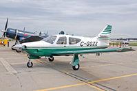 C-GGZZ @ CYZD - 1976 Aero Commander 112 at 2009 Wings&Wheels festival owns - by Alexandre Brevdo