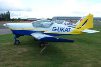 G-UKAT @ EGSX - Aero AT-3 at North Weald on 2009 Air Britain Fly-in Day 1