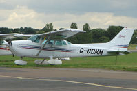 G-CDMM @ EGSX - Cessna 172P at North Weald on 2009 Air Britain Fly-in Day 1