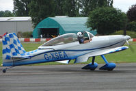 G-XSEA @ EGSX - Vans RV-8 at North Weald on 2009 Air Britain Fly-in Day 1