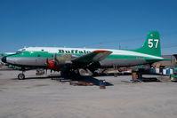 C-FIQM @ CYZF - Buffalo Airways DC4 - by Dietmar Schreiber - VAP