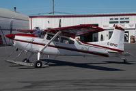 C-GPHO @ CYZF - Air Tindi Cessna 185 - by Dietmar Schreiber - VAP