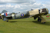 G-TEMT @ EGNW - at Wickenby on 2009 Wings and Wheel Show